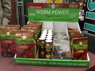 worm power